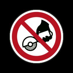 Verbotszeichen P034...