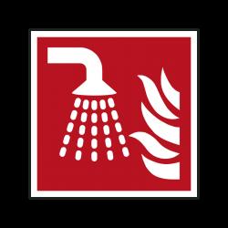 Brandschutzzeichen F011...