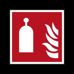 Brandschutzzeichen F014...