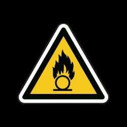 Warnzeichen W028...