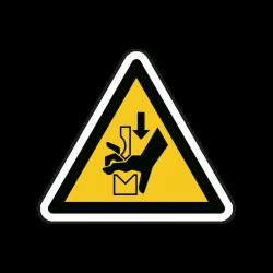 Warnzeichen W030 Warnung...