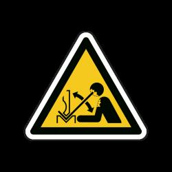 Warnzeichen W032 Warnung...