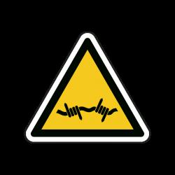 Warnzeichen W033 Warnung...