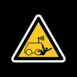 Warnzeichen W037 Warnung...