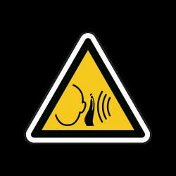 Warnzeichen W038 Warnung...