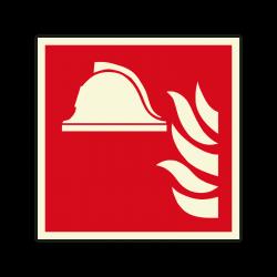 Brandschutzzeichen F004...