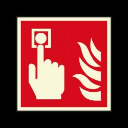 Brandschutzzeichen F005...