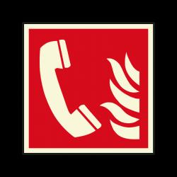 Brandschutzzeichen F006...