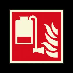 Brandschutzzeichen F010...