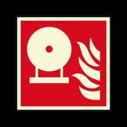 Brandschutzzeichen F013...