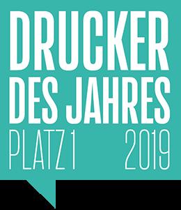 Drucker des Jahres 2019